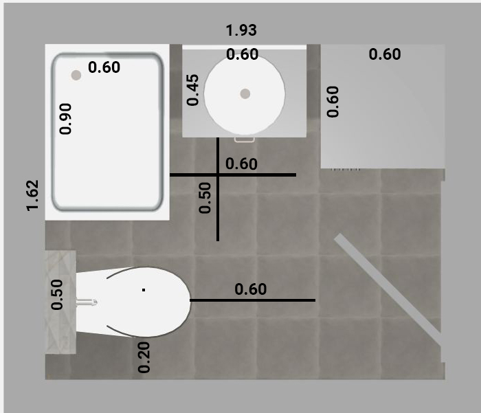 bathroom floor plan02