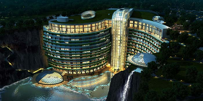 songjiang intercontinental night