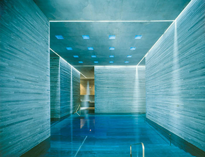 Therme Vals by Peter Zumthor