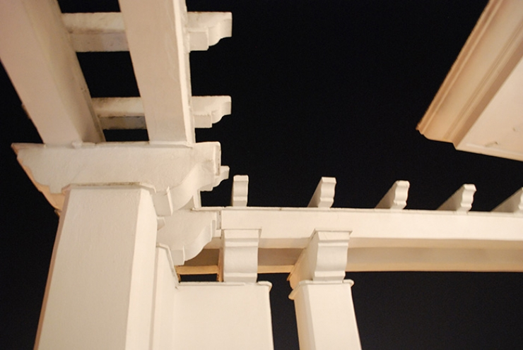 Law firm Aristotelous square Thessaloniki-architectural detail