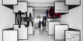 Το shop 03 των i29 interior architects: FrameStore 2.0